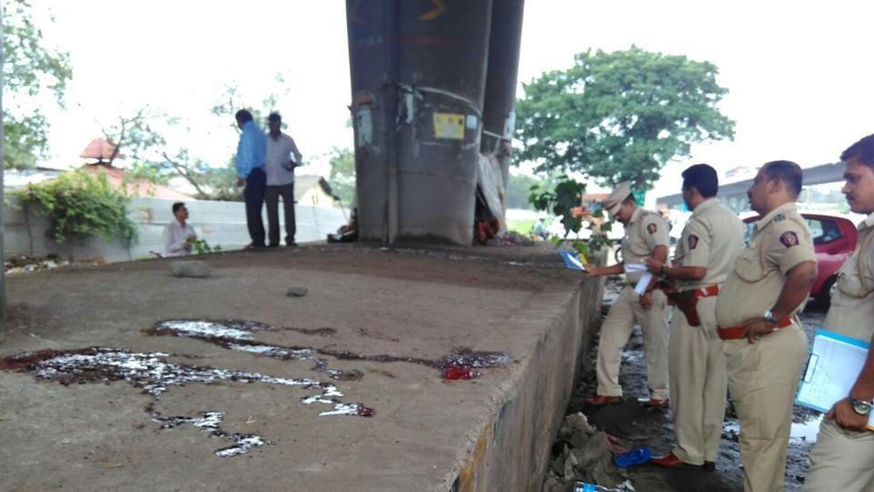 Mumbai,Mumbai murder,Mumbai flyover