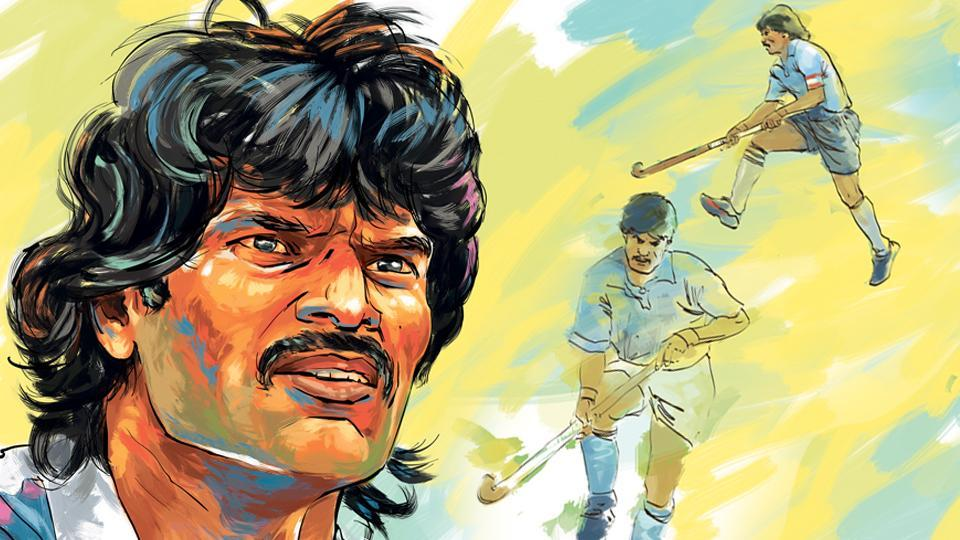 Dhanraj Pillay played 400 matches for Indian hockey team from 1988 to 2004 and scored 170 goals.