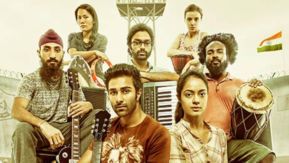 Qaidi Band will release on August 25, 2017.