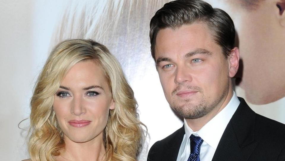 Oscar winners DiCaprio, 42, and Winslet, 41, played star-crossed lovers Jack and Rose in James Cameron's 1997 retelling of the sinking of the Titanic.