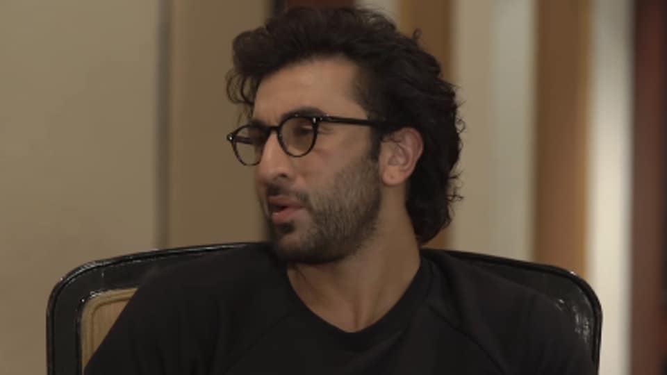 Ranbir Kapoor was promoting Jagga Jasoos on the AIB podcast.