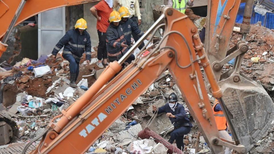 Mumbai,Mumbai building collapse,Ghatkopar tragedy