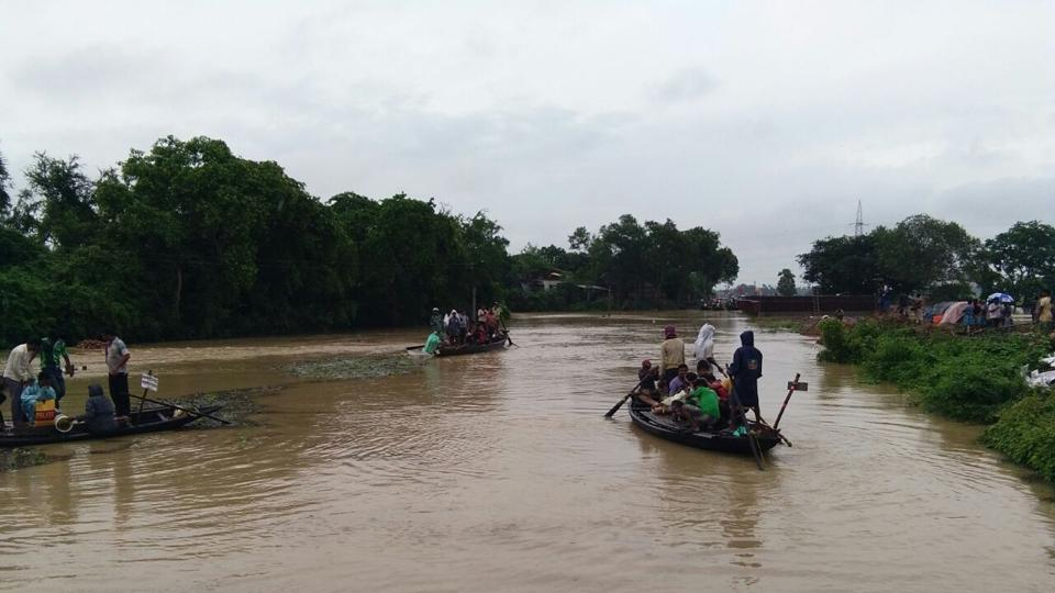 West Bengal,Floods,Rain