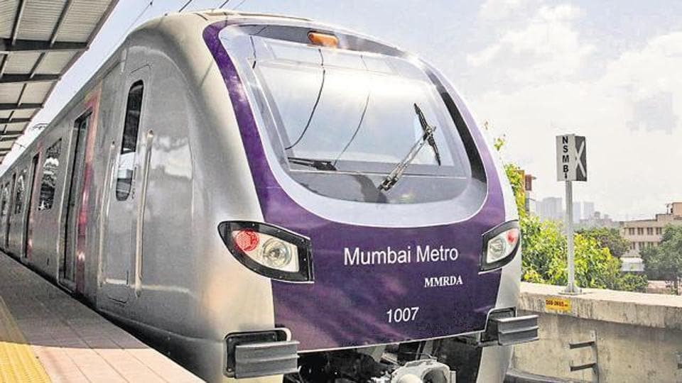 Commuters will be able to buy tickets or monthly passes using the Mumbai Metro app.