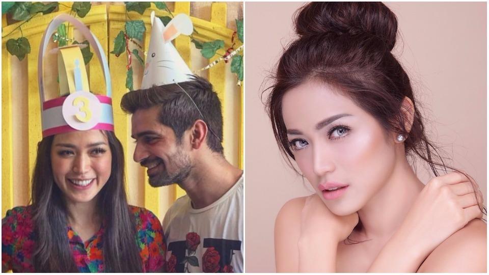 Has Vishal Singh found love in Indonesian actor Jessica Iskandar?