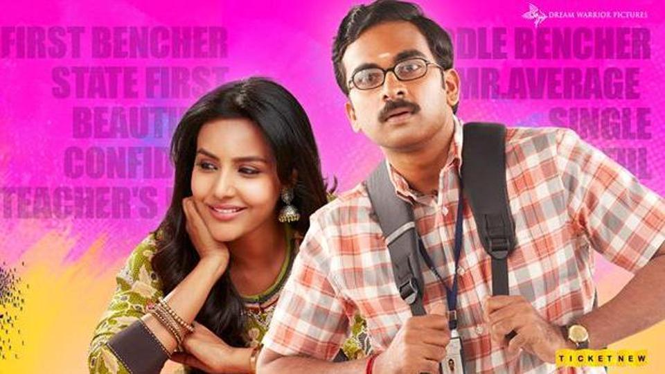 Priya Anand has appeared in Hindi films like English Vinglish and Fukrey.