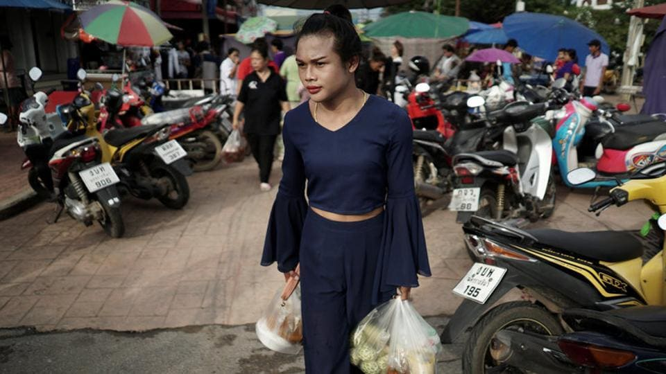 Thailand is widely seen as a paradise for gay and transgender people, but many say they are treated as second-class citizens. (Athit Perawongmetha / REUTERS)