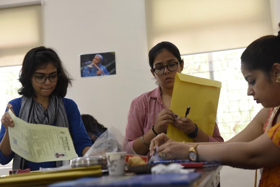 DU,Delhi university,seventh cutff list