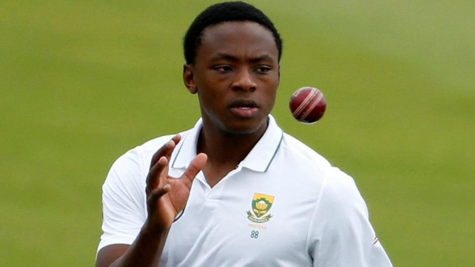 Kagiso Rabada was banned from South Africa's 340-run series-levelling win at Trent Bridge last week for swearing at Ben Stokes after dismissing the all-rounder in the campaign opener at Lord's.