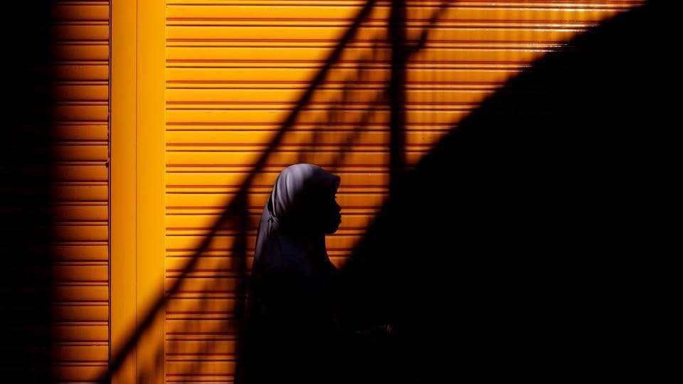 Around 150,000 of the city's army of domestic helpers are from Indonesia, the world's most populous Muslim-majority country.