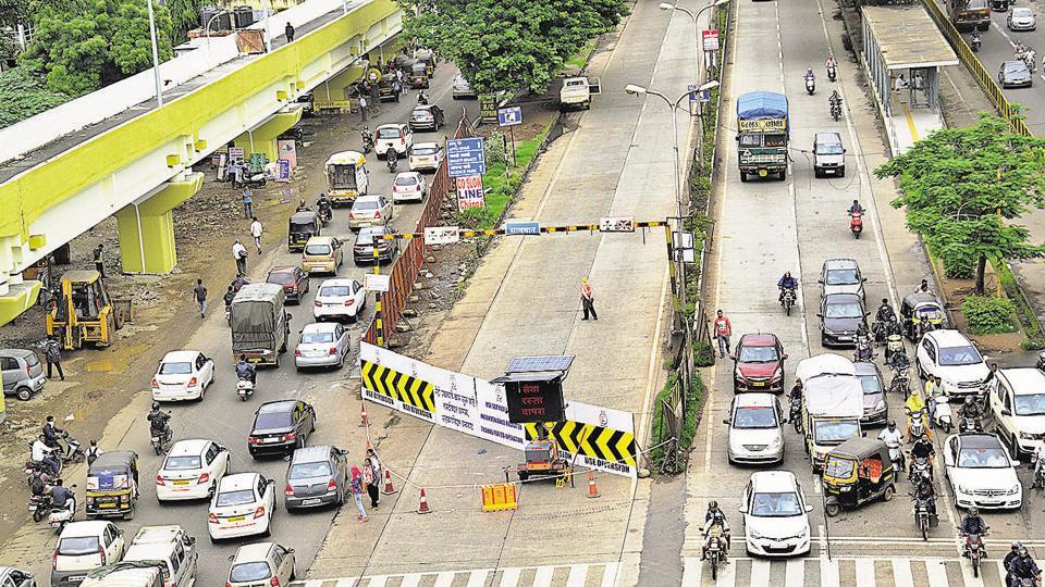 Pune,Maha Metro,Traffic