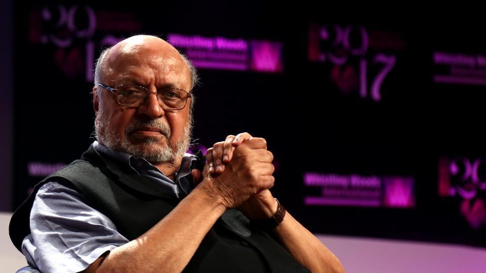 Shyam Benegal attend the Whistling Woods International Institute's 10th convocation ceremony in Mumbai on July 18.