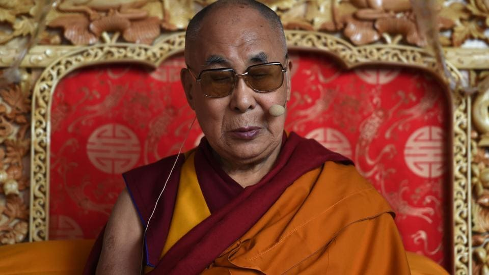 China reaffirms position on Dalai Lama's visit