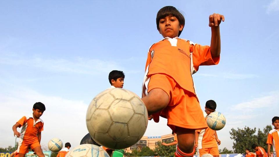 Reliance Foundation,Football,Indian Football team