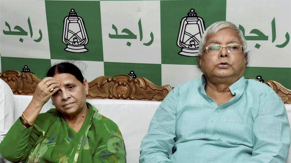RJD,JD(U),Nitish Kumar