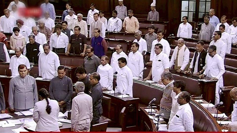 Rajya Sabha,Ram Nath Kovind,Anand sharnma
