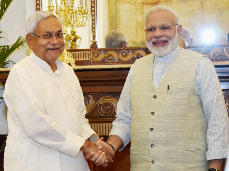 Nitish wins trust vote in Bihar Assembly