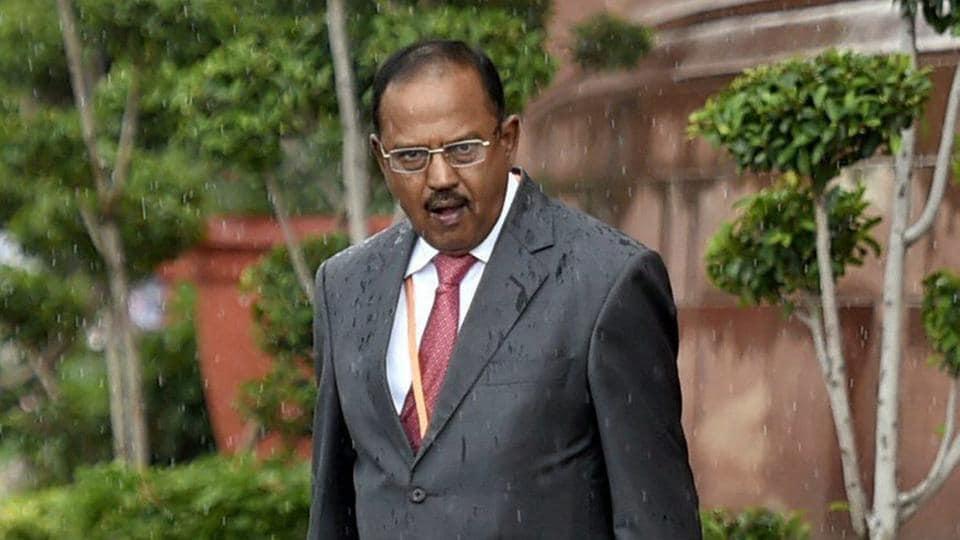 NSA Ajit Doval,India-China relations,Donglang standoff