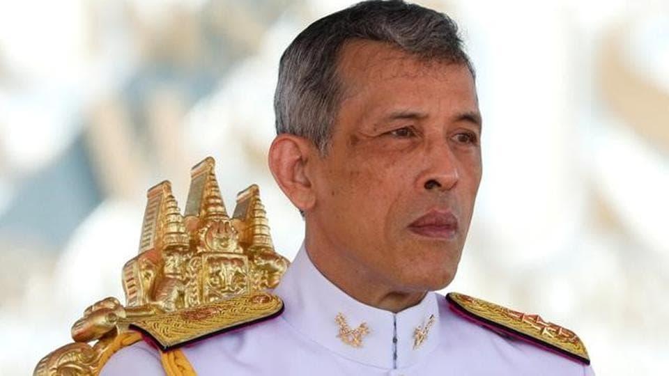 Thailand,Thai King,Maha Vajiralongkorn