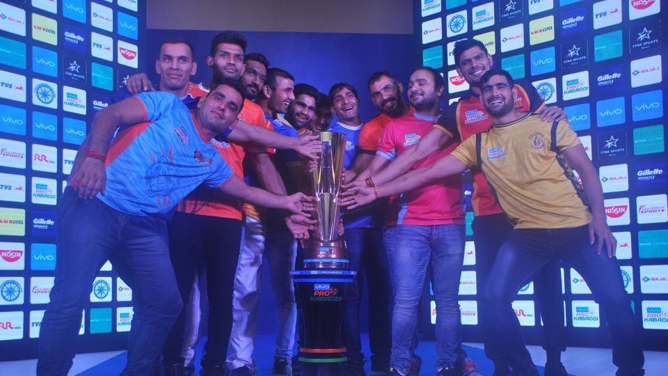Pro Kabaddi League,Telugu Titans,Tamil Thalaivas