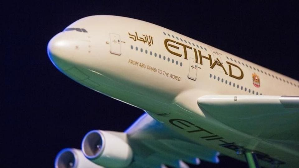 The Abu Dhabi-based airline's loss comes during a tough time for the Gulf's long-haul carriers, as a diplomatic crisis with Qatar upended regional air routes.