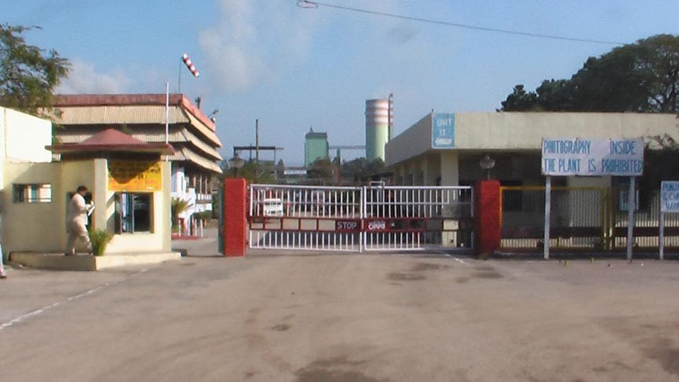 Punjab Alkalies and Chemicals Limited (PACL) in Nangal.