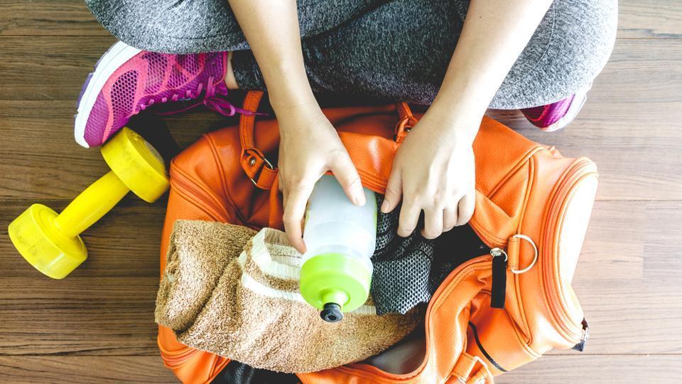 Gym bag,Essentials for gym,Gymming