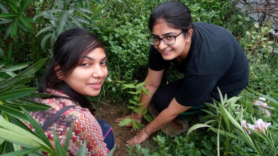 World Nature Conservation Day,Plantation drive,Delhi