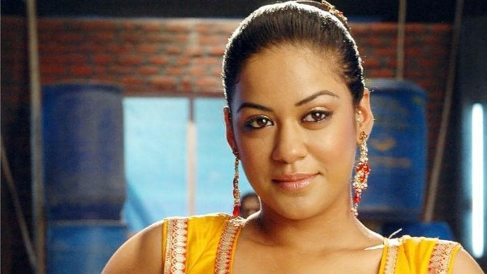 Mumaith Khan is one of the participants of the TV reality show Bigg Boss Telugu.