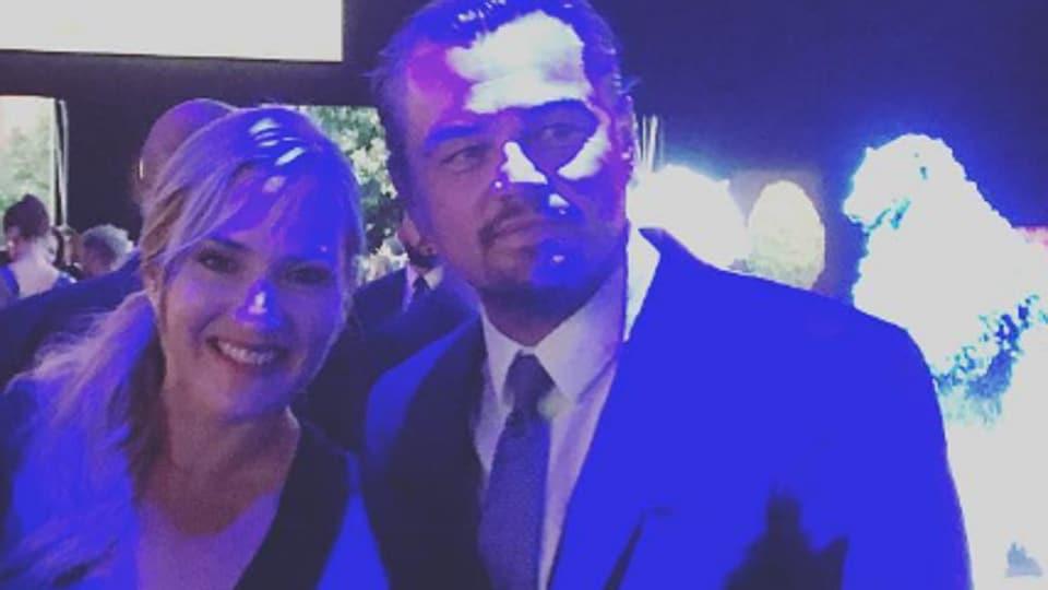 Leonardo DiCaprio,Kate Winslet,Titanic