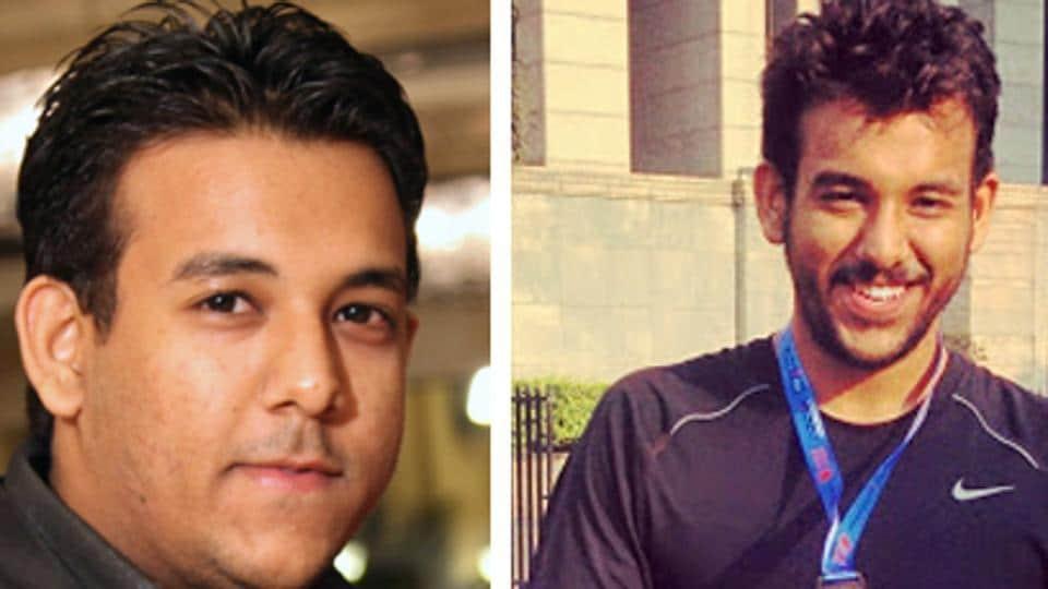 Nitesh Ranglani (before and after)