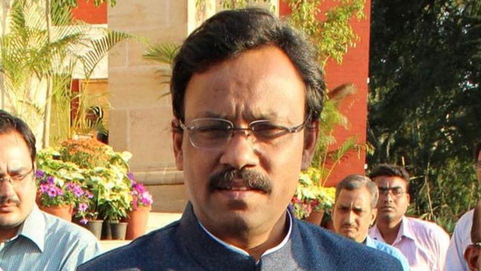 Maharashtra education minister Vinod Tawde.