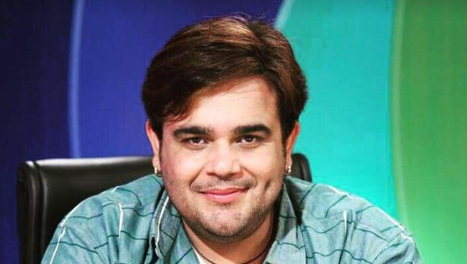 Music director SachinAhuja.