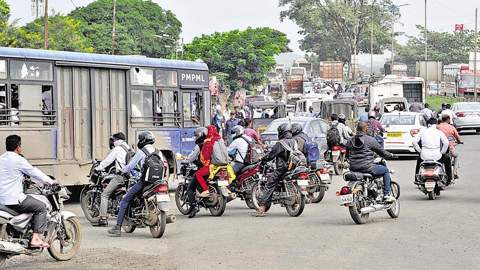 Pune,Accident,Traffic