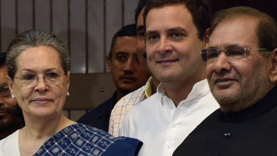 Sharad Yadav,Nitish Kumar,Janata Dal United