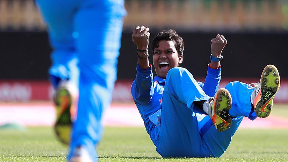 Deepti Sharma made 216 runs at 30.85 and ended up as ICCWomen's Cricket World Cup's third highest leading wicket taker with 12 scalps.