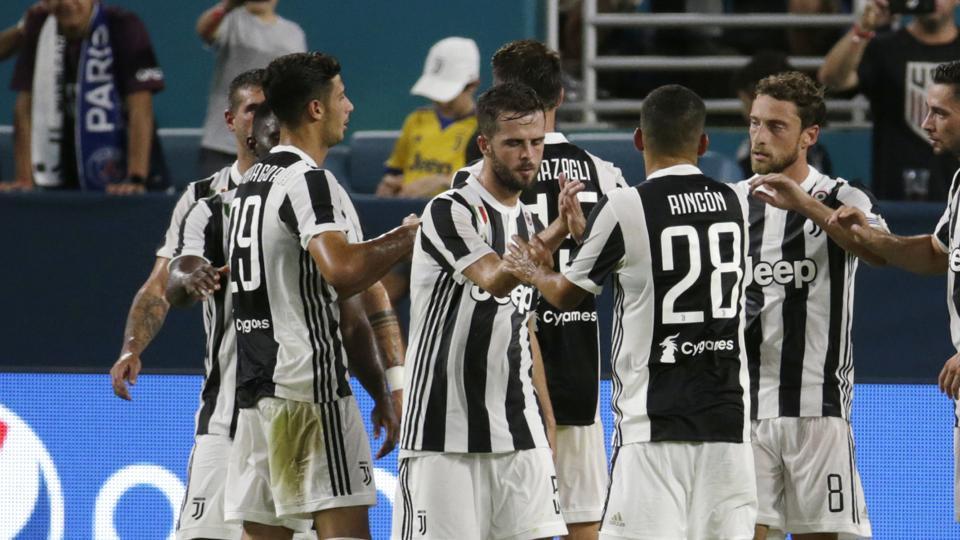 Juventus,Paris Saint-Germain,International Champions Cup