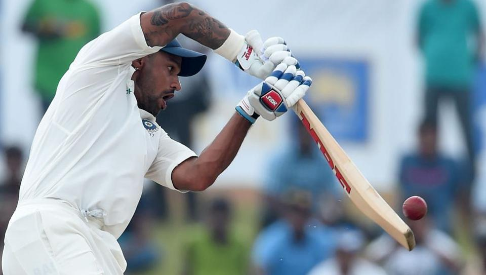 india vs sri lanka,shikhar dhawan,galle