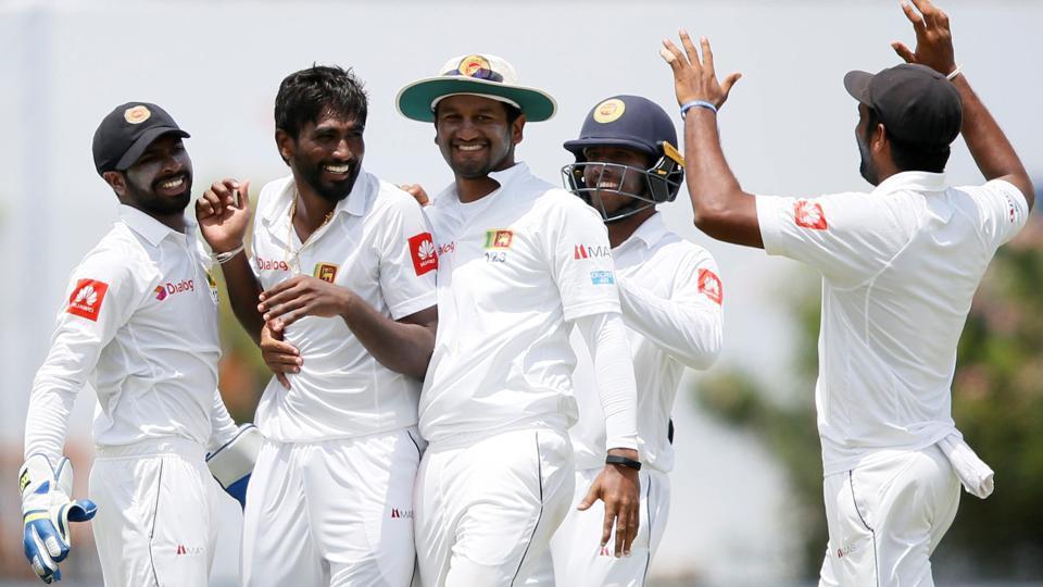 india vs sri lanka,nuwan pradeep,galle cricket test