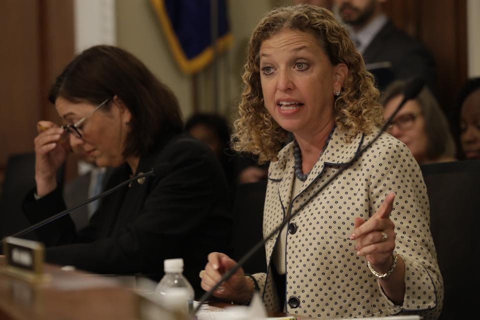 Congresswoman Debbie Wasserman Schultz,FBI,Imran Awan