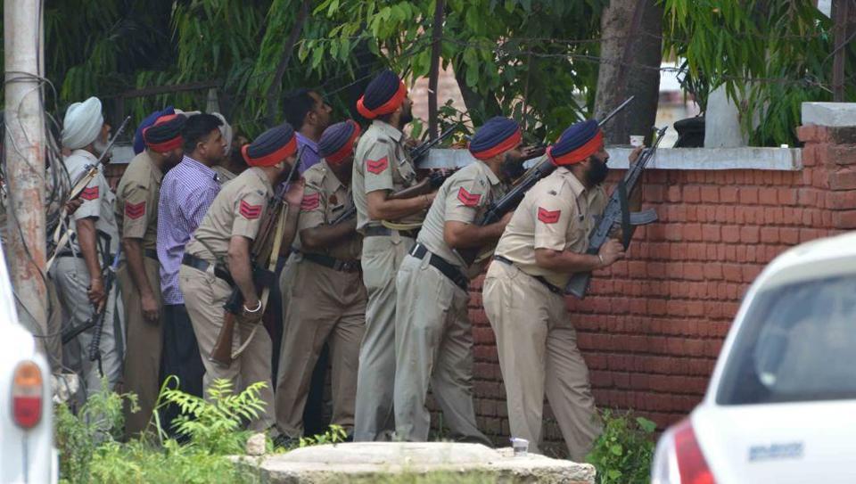 Three Pakistan-based terrorists had killed seven people, including three policemen, in Dinanagar on July 27, 2015.