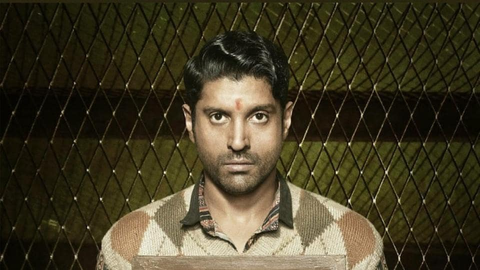 Farhan Akhtar plays a jail inmate in Lucknow Central.