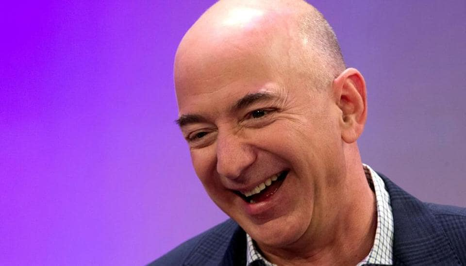 Richest Man,Jeff Bezos,Amazon