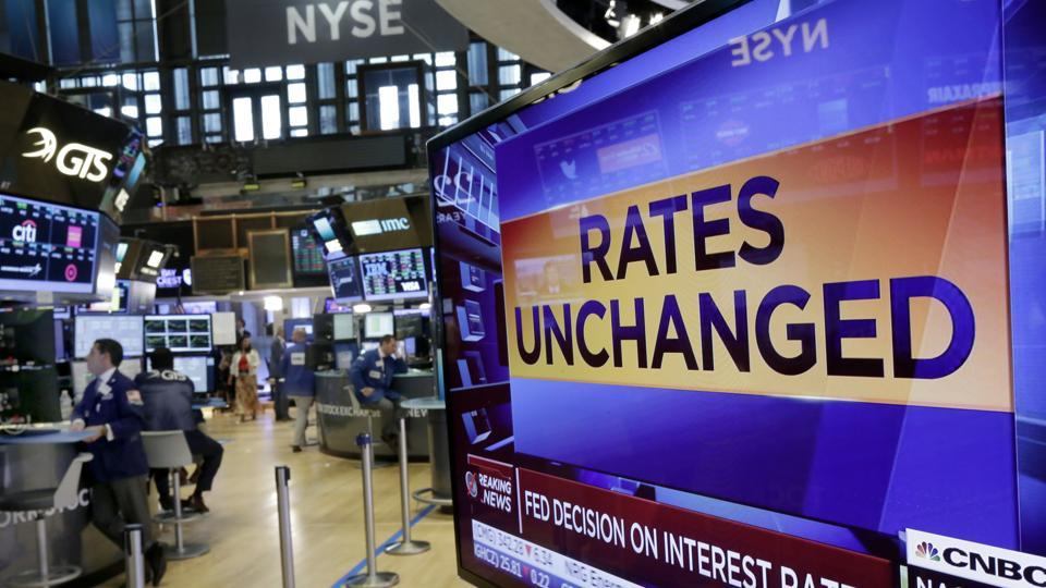 Federal Reserve,Key interest rates,Rates unchanged