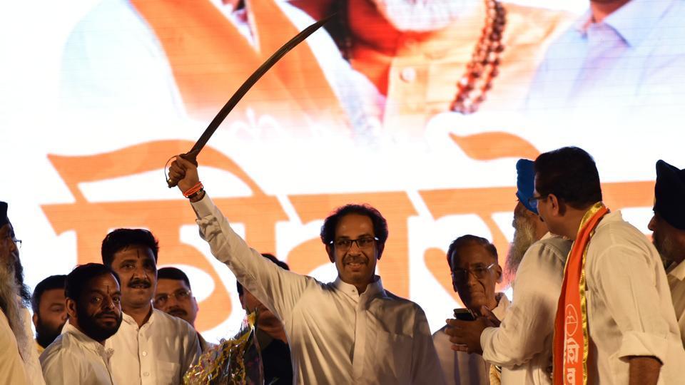Shiv Sena,Mumbai,BJP