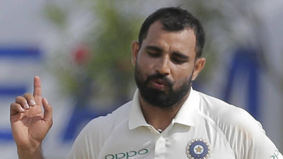Mohammed Shami's two wickets and Cheteshwar Pujara's 2/30 helped India stay on top against Sri Lanka in Galle. Live streaming and live cricket score of Sri Lanka vs India, 1st Test, Galle, Day 2 was available online.