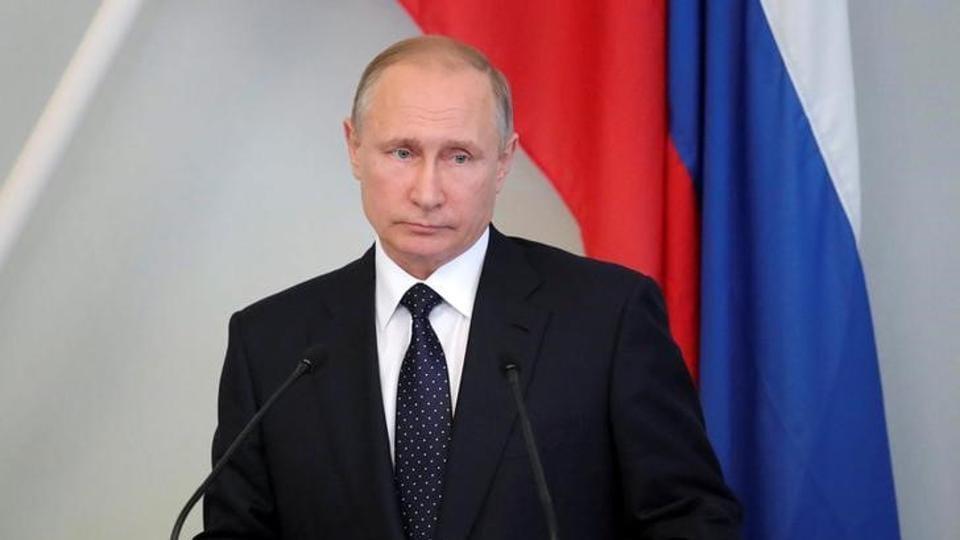 Vladimir Putin,US Scantions,US