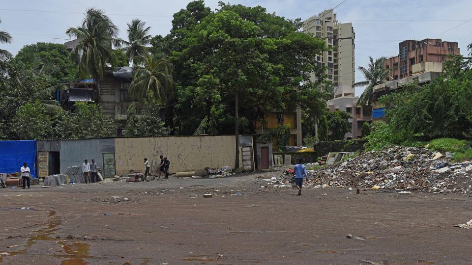 Mumbai,Powai,playground