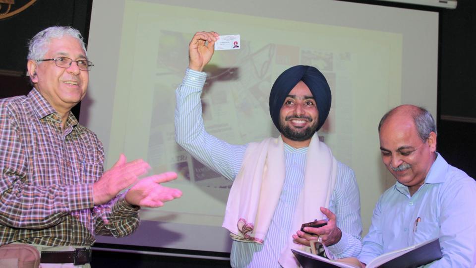 Satinder Sartaaj,Panjab University,PU brand ambassador
