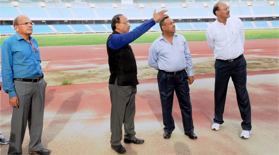 The sports ministry has spent Rs.32.81 crore on the Target Olympic Podium Scheme.